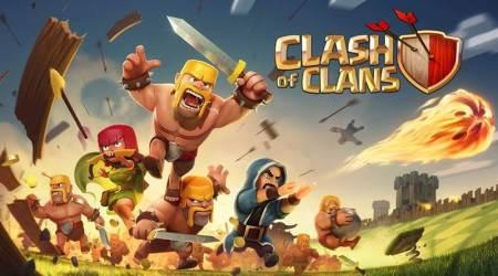 Game Clash of Clans raih 100 juta pengguna aktif per hari. - Rain Rochim/Mzochim