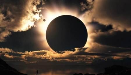 Gerhana Matahari Total. - Getty Images